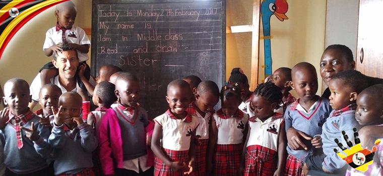 Divine Day Care Kajjansi Uganda Sponsors