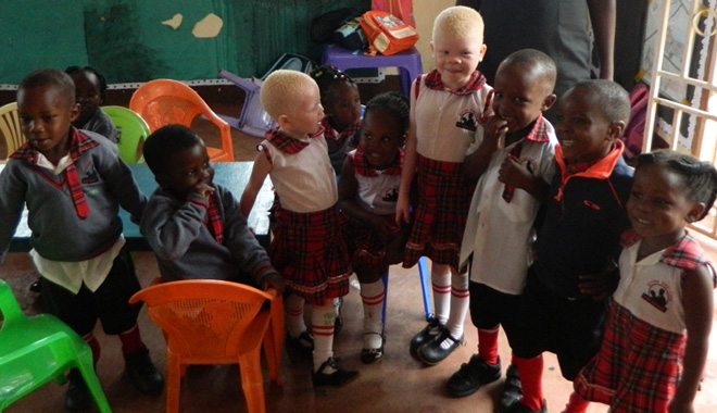 Meet The Children of Divine Day Care
