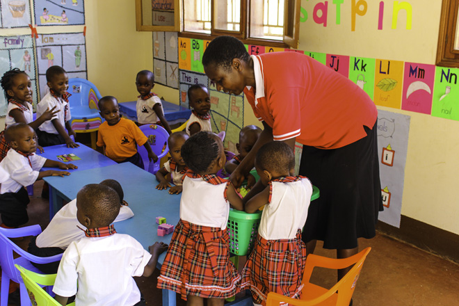Divine Day Care Children Deborah Gita