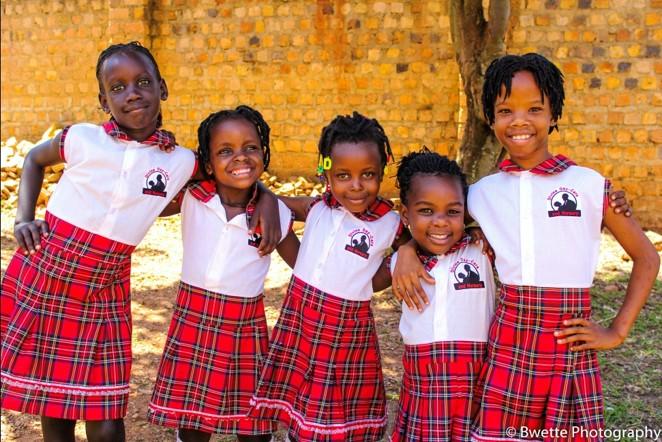 Divine Day Care Ji-ai Fashion House School Uniform Kids 04