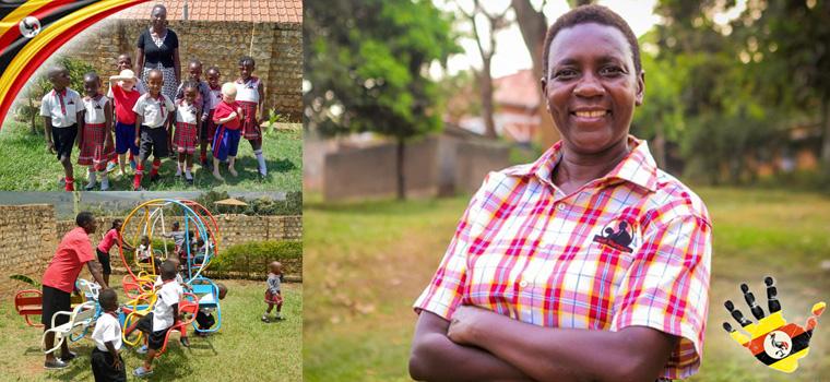 Divine Day Care Kajjansi Uganda Debeorah Gita