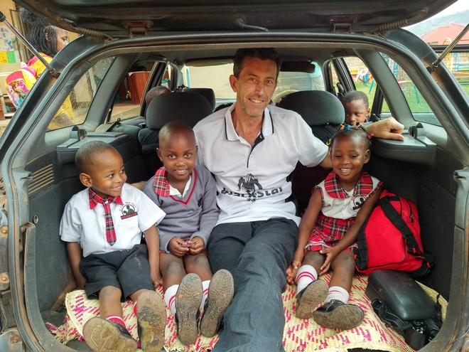 blackstar STUDIO visits the Divine Day Care Uganda